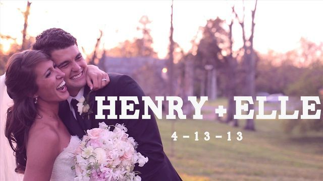 I've seen a lot of wedding videos... I've liked a lot of them.... I absolutely adore this one. They are so incredibly precious!!!