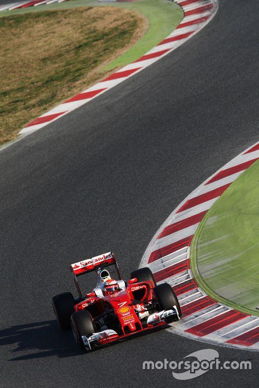 Kimi Raikkonen, Ferrari SF16 H