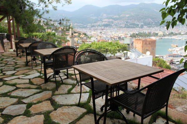 Hotel Villa Turka - Room Reservations - HolidayRentClub.com #alanya