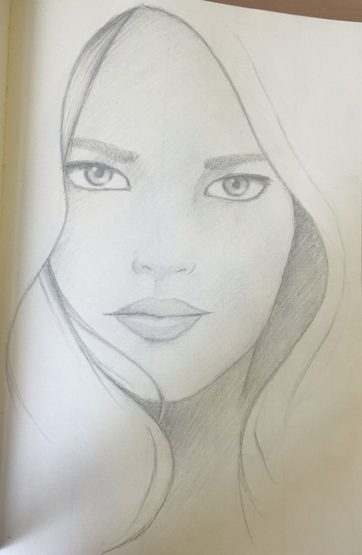By GoldFinch :3  Pencil, drawing, female, face, portrait, head