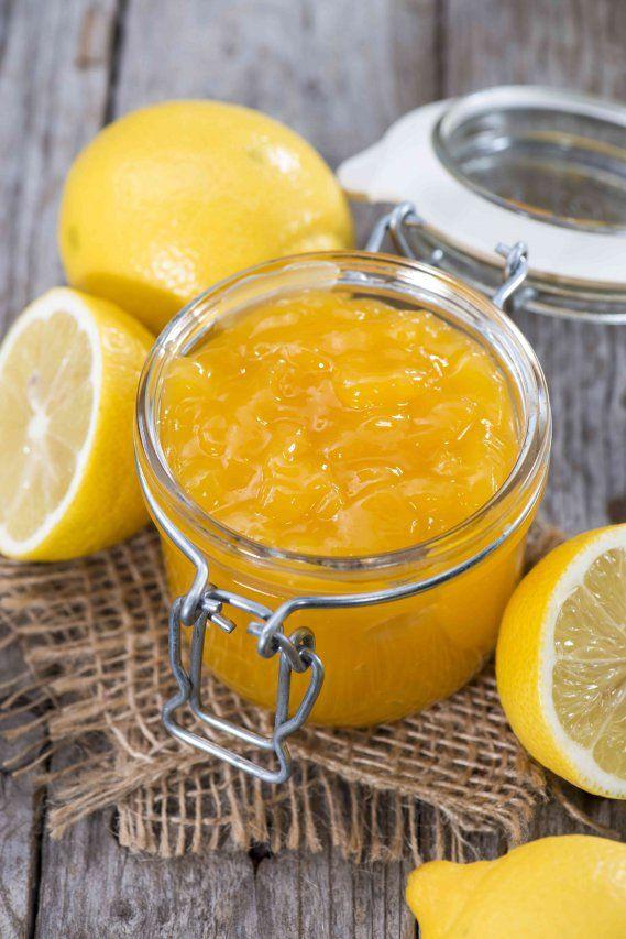 Marmellata di limoni senza buccia - DonnaD