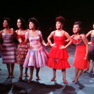 West Side Story Dresses | Images of old / Fashion of West Side Story, 1961....would still knock ...
