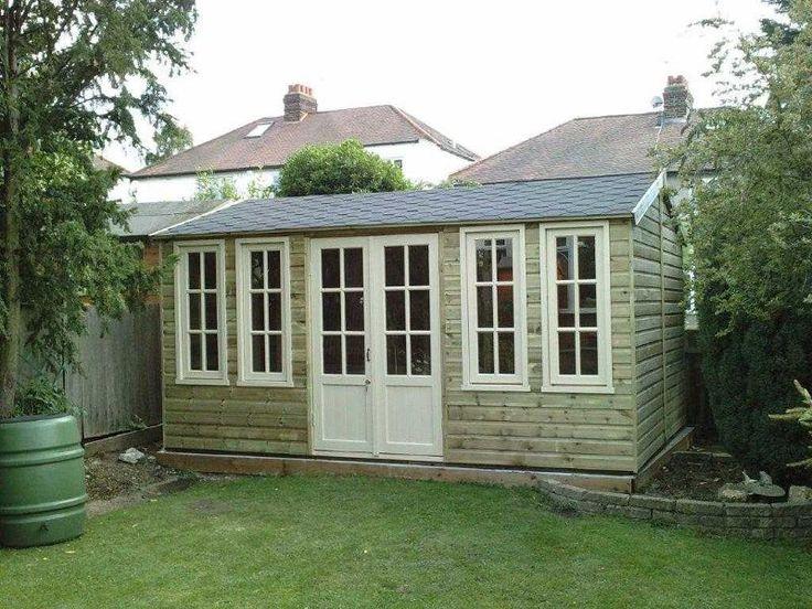 98 best prefab garden room images on pinterest prefab for Prefab garden room