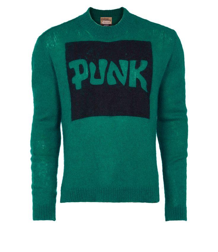 Irish Sweater Pale Green