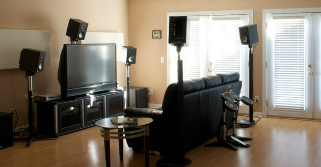 Top tips for getting the best sound from your surround sound setup