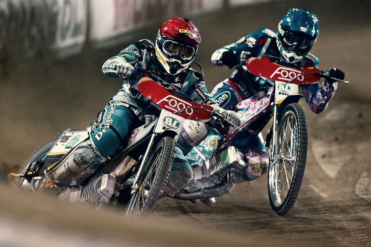 .@MVaculk & @peterkildemand - Two Rockets at #Motoarena. Read: http://speedwayeuro.com/en/news/n/531/