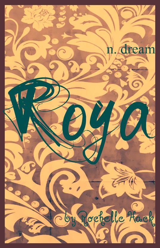 Baby Girl Name: Roya. Meaning: Dream. Origin: Arabic. https://www.pinterest.com/vintagedaydream/baby-names/