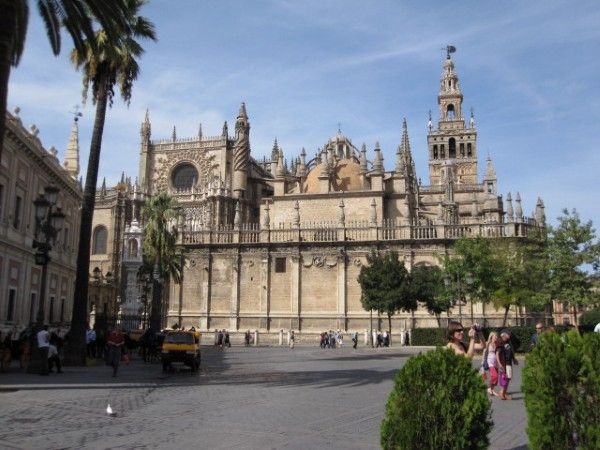 Cathedral Sevilla                                                                                                                                                                                 More