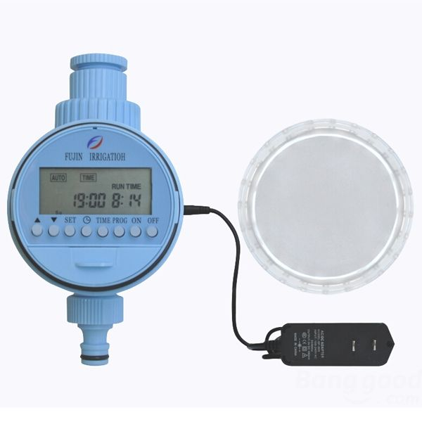 Automatic AC Timing Water Saving Irrigation Controller Gardening Tool