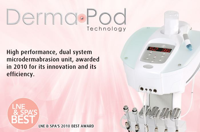 Derma-Pod - Specialized Equipment - Preview - Silhouet-Tone