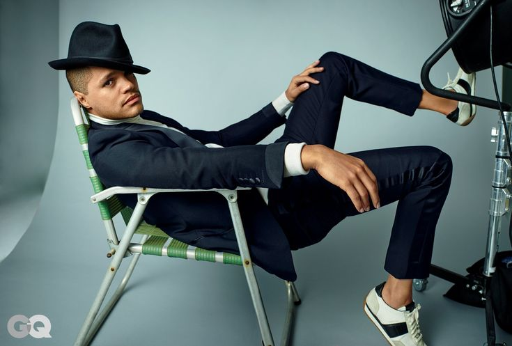 Trevor Noah: How to Reboot Your Cold-Weather Wardrobe | GQ