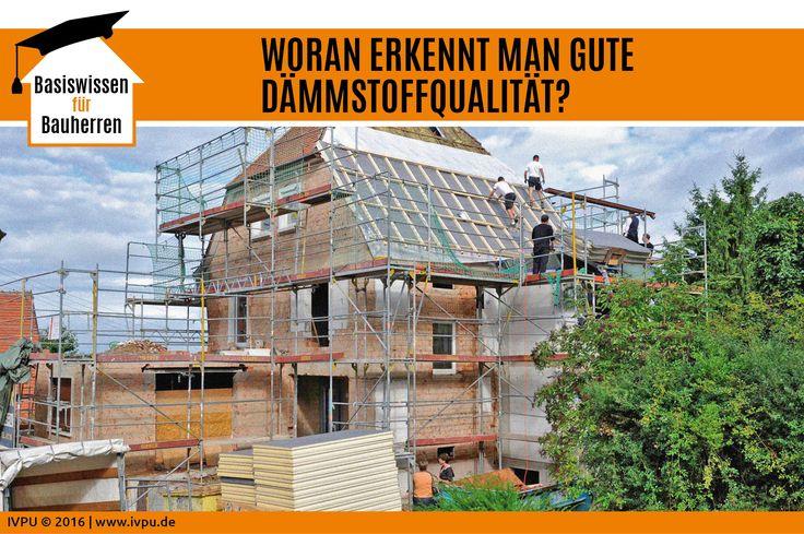 Produktqualität ist am Bau wichtig. Qualitätssicherung steht für Verlässlichkeit und Vertrauen. Strenge Qualitätssicherung schafft die Grundlage für das Vertrauen in hochwertige PU-Dämmstoffe.  Bauen, Energiewende, Sanieren, Renovieren, Dämmung, Dach, EnEV, Polyurethan, Dämmstoffe, Energieeffizienz, Bauphysik, Wohngesundheit, Wärmedämmung, IVPU, PUonline