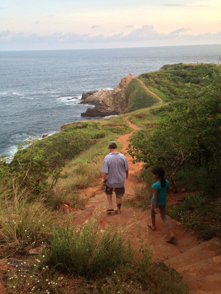 Hike out to Punta Cometa peninsula, the furthest point out into the Pacific ocean on the west coast!