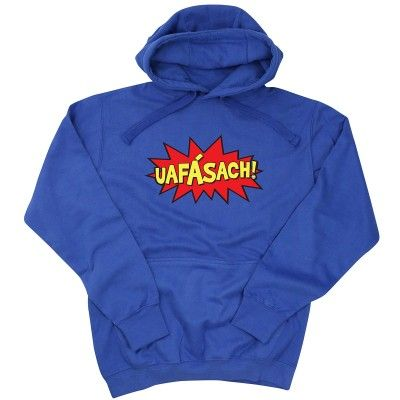 Uafásach (Unisex Hoodie) by Hairybaby