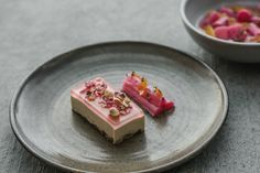 Tom Kitchin recipe: Rhubarb cheesecake