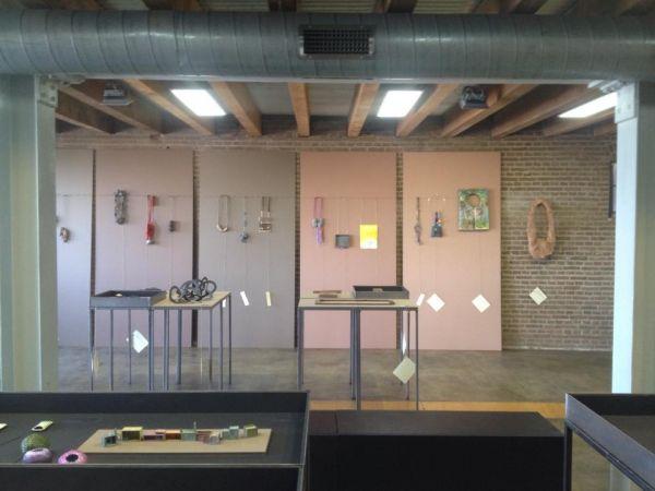 Kunst en ambacht in één bij Galerie Marzee