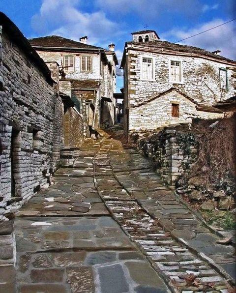 Zagorochoria, Greece
