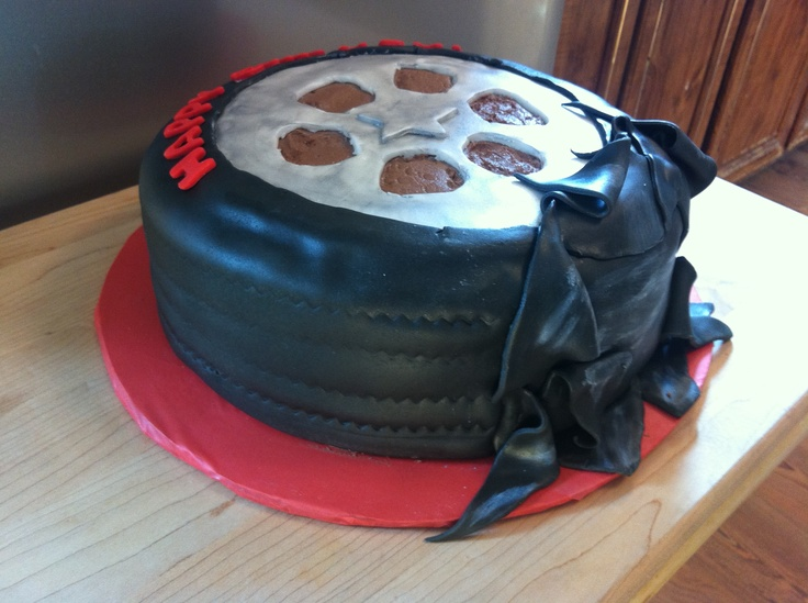 blow out cake for a tire shop owner edible cake designs. Black Bedroom Furniture Sets. Home Design Ideas