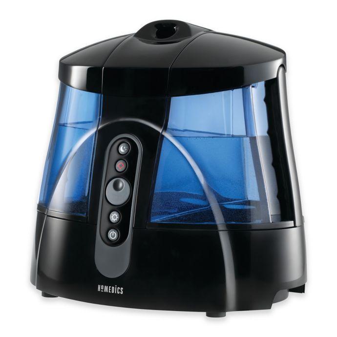 Homedics Warm Cool Mist Ultrasonic Humidifier With Images Warm Mist Humidifier Best Humidifier Humidifier