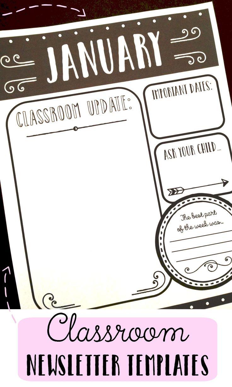 Nieuwsbrieven van de klas
