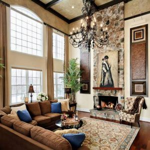 High Ceiling Living Room Design Ideas