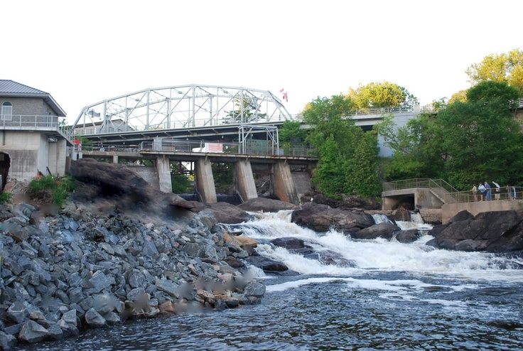Silver Bridge, BRACEBRIDGE, Ontario, Canada