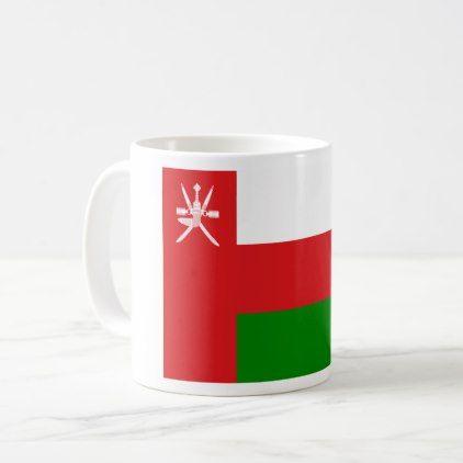 #Low Cost! Oman Flag Coffee Mug - #travel #office #gifts