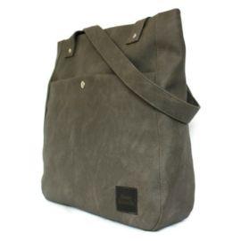 PU leather handmade bag