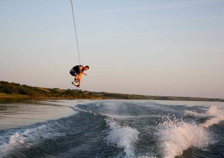 Wakeboarding aberdeen
