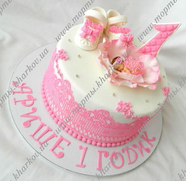 торт на крестины фото - Поиск в Google
