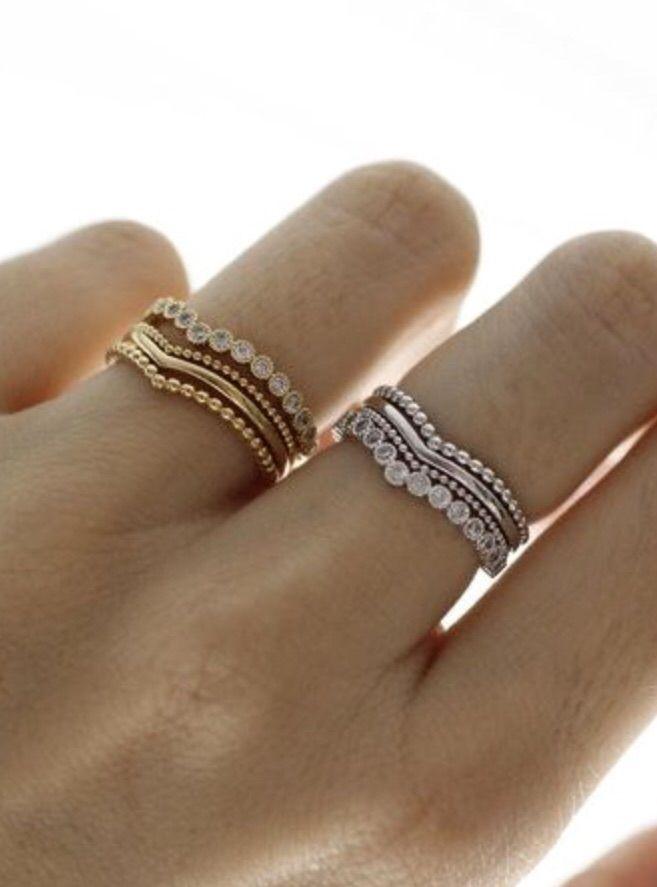 4 layered ring!!!