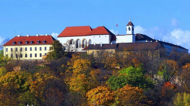 Spilberk Castle, Brno, Czech Republic.