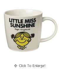 $10.95 Little Miss Sunshine Mug: Mr Men, Little Miss Sunshine, Home Interiors, Coff Mugs, Cups, Gifts Ideas, Mrmen, Littlemiss, Coffee Mugs
