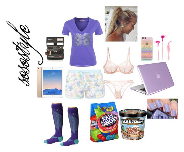 """""""PurpleParty"""" by sosostyle-1 ❤ liked on Polyvore featuring Mimi Holliday by Damaris, Dorothy Perkins, Uncover by Schiesser, NIKE, Casetify, Tzumi, Insten, Hard Candy and Polaroid"""