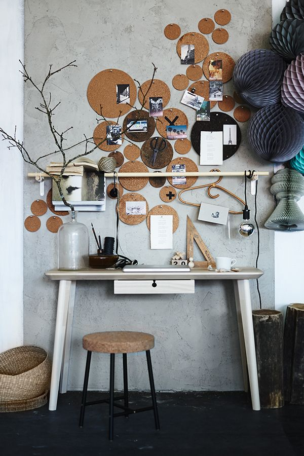 Get creative with your space! Find IKEA ideas to make a room feel a little more fun with these 3 stylish decorating & DIY ideas!
