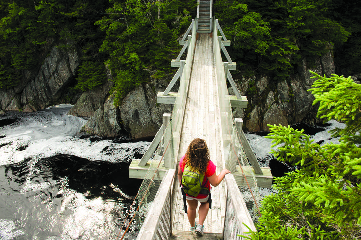 Discover a new path this summer as you explore the hiking trails in Nova Scotia.