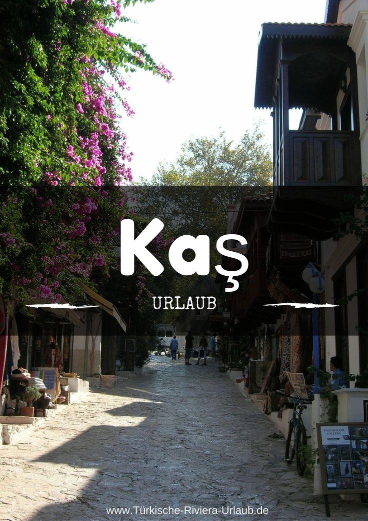 Der ultimative Guide für den Touristenort Kas an der Südküste der Türkei. In meinem Reiseführer im Türkei Reiseblog findest du die besten Tipps & Guides zu Kas >> http://www.tuerkische-riviera-urlaub.de/lykische-kueste/kas/