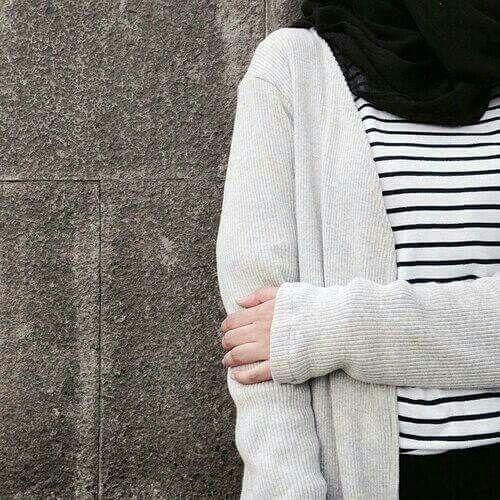 รูปภาพ hijab, islam, and black