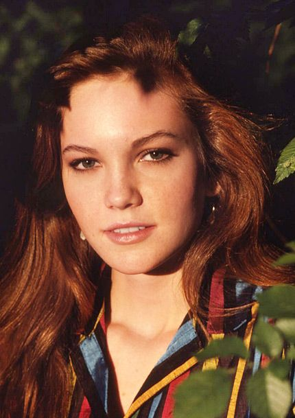 Diane Lane, age 16.  Photograph by Nancy Moran.