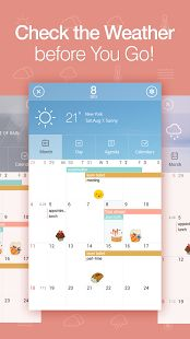 SolCalendar - Android Calendar - best Calender apps  lady would love and check the you tube