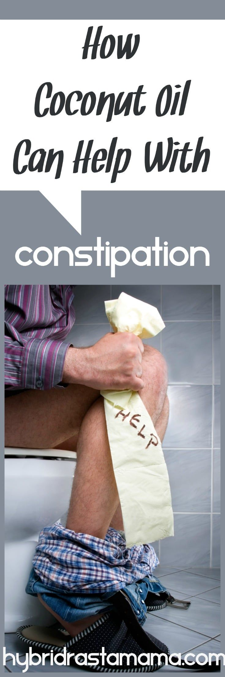 Coconut Oil for ConstipationDragonfire Nutrition