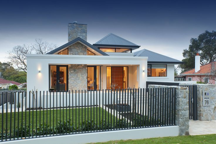 Height and light about both inside and out for this Nedlands double storey home.