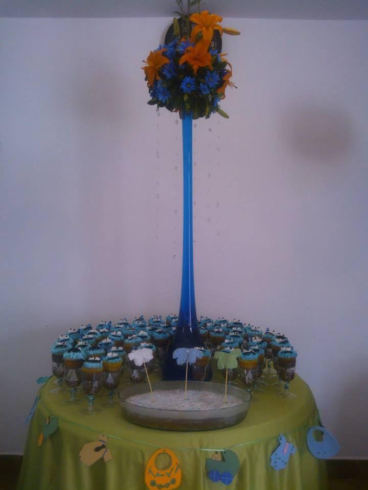 mesa cupcakes