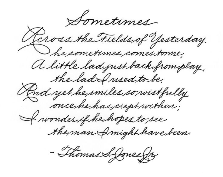 Upcoming American Cursive Class With Master Penman