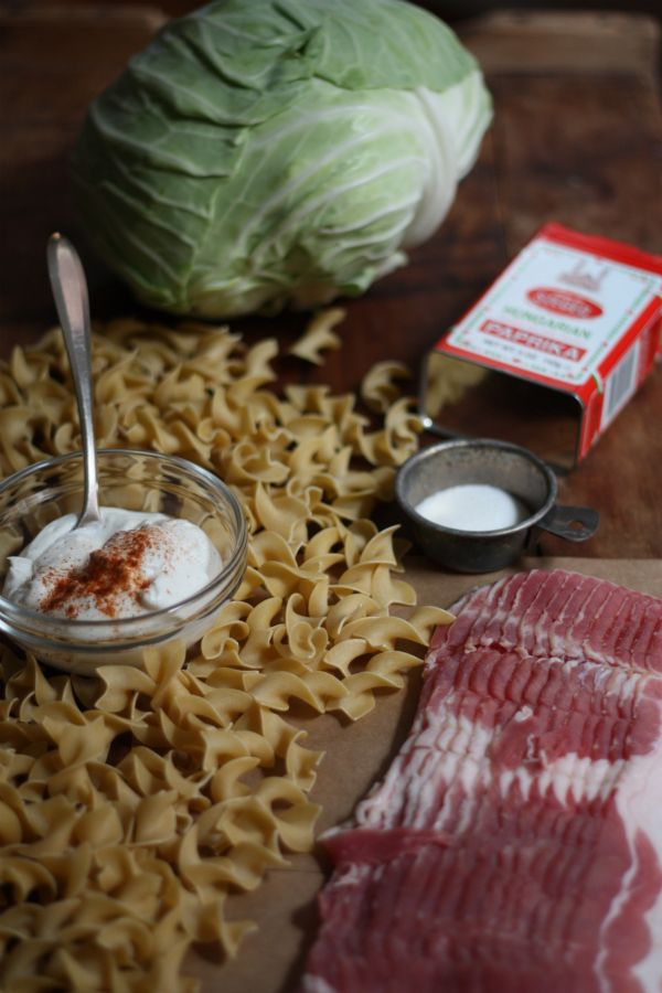 Hungarian Cabbage and Noodles | Aftertaste by Lot18Aftertaste by Lot18