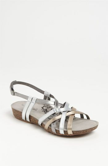 Aetrex+'Joy'+Sandal+available+at+#Nordstrom