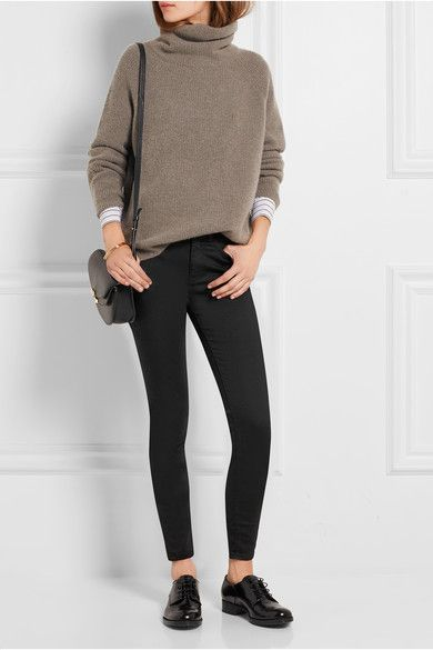 M.i.h Jeans | Bodycon mid-rise skinny jeans | NET-A-PORTER.COM