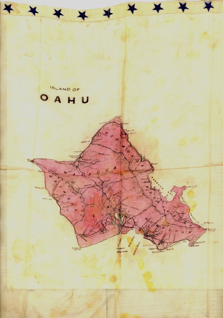 Oahu Map home 114 best Hawaii images