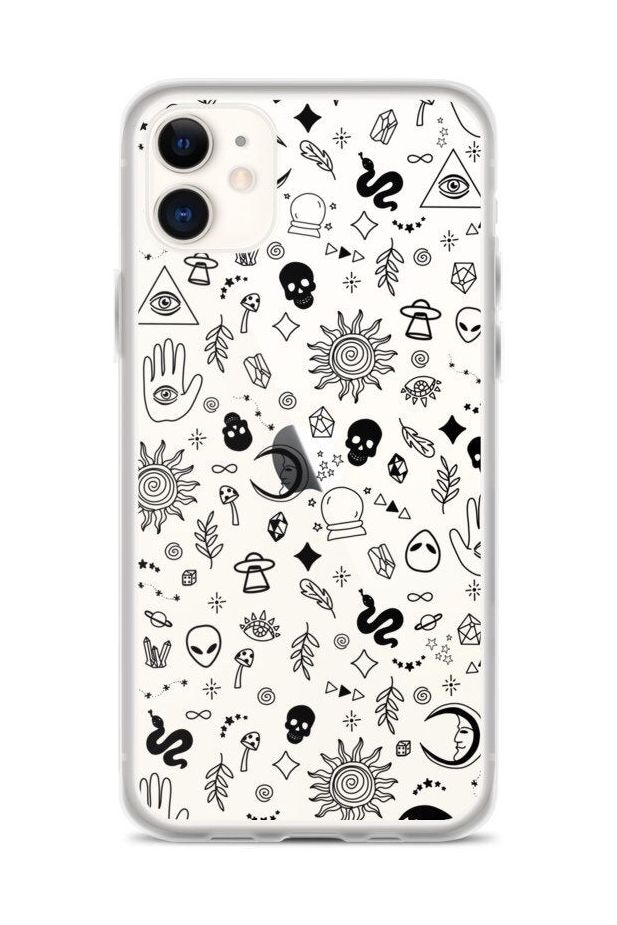 Collection - COVER IPHONE 11 PRO IN GOMMA STAMPA MAIOLICHE