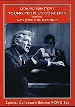 From 1958 through 1973, renowned conductor and composer Leonard Bernstein and the New York Philharmonic Orchestra entertained audiences with an innovative series of concerts presented in music-with-commentary format: the Young People's Concerts.